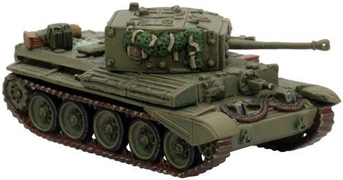 Flames of War Cromwell Armoured Platoon | Boutique FDB