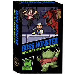 Boss Monster: RISE of the MINI BOSSES | Boutique FDB