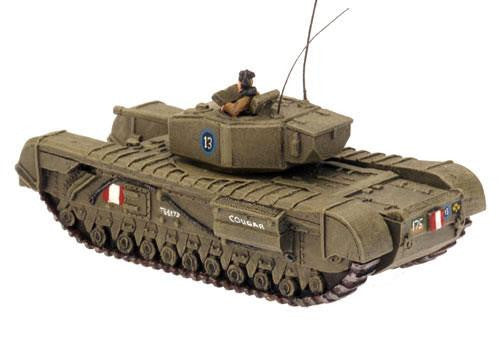 Flames of War Churchill III | Boutique FDB