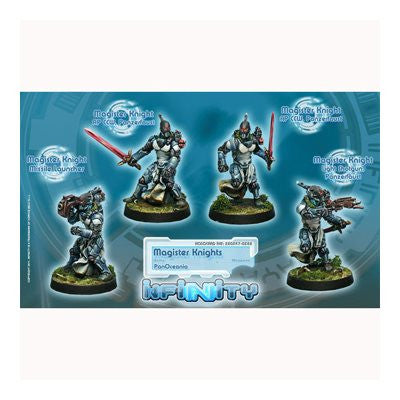 PanOceania - Magister Knights Unit Box (4)