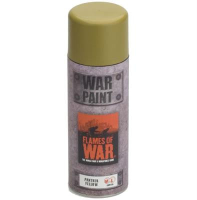 War Paint Spray