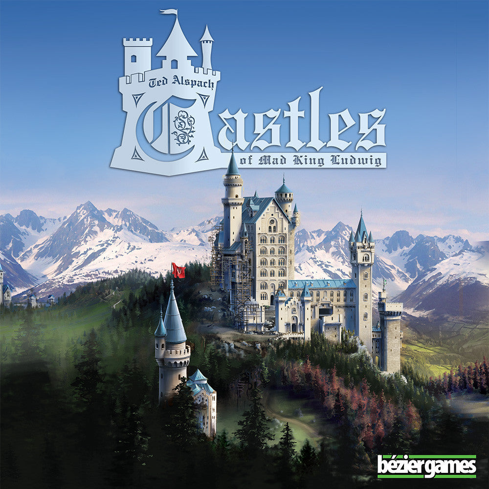 CASTLES OF MAD KING LUDWIG | Boutique FDB
