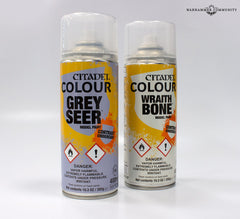 Citadel Colour Wraith Bone Spray