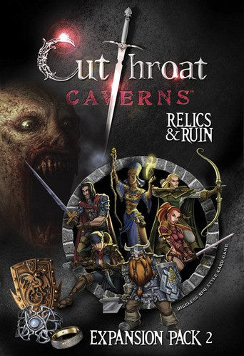 Cutthroat Caverns - Relics & Ruin Expansion pack 2 | Boutique FDB