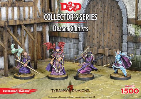 D&D Dragon Cultists