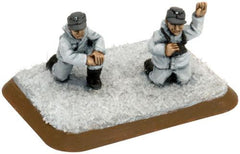 Flames of War Mortar Platoon (Winter) | Boutique FDB