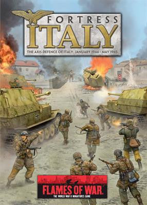 Fortress Italy, Axis Compilation | Boutique FDB