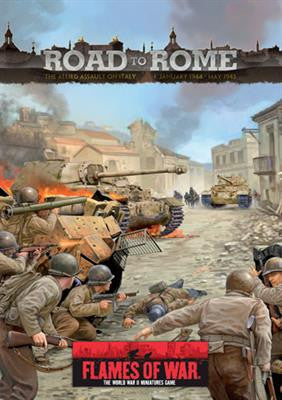 Road To Rome, Allied Compilation