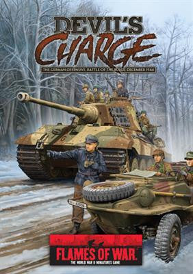 Flames of War Devil's Charge | Boutique FDB