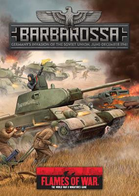 Flames of War Barbarossa