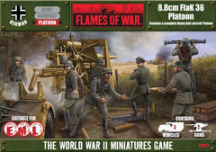 8.8cm FlaK36 Battery, Heavy Anti-aircraft Gun Platoon | Boutique FDB