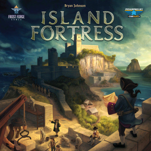 Island Fortress | Boutique FDB
