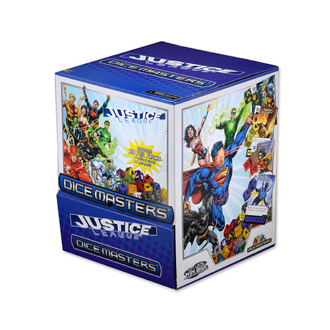 Gravity Feed Dice Masters: Justice League