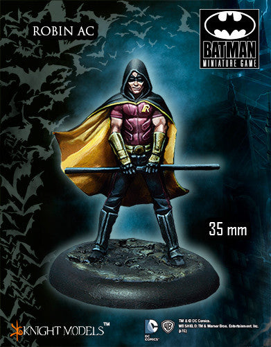 ROBIN ARKHAM CITY BMG | Boutique FDB