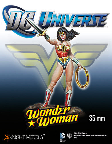 WONDER WOMAN | Boutique FDB