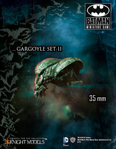 GARGOYLES SET II:SCENERY | Boutique FDB