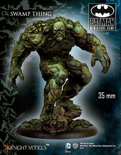 SWAMP THING | Boutique FDB