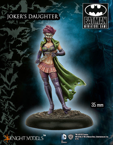 JOKER'S DAUGHTHER | Boutique FDB