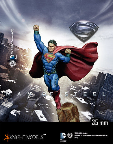 SUPERMAN MAN OF STEEL | Boutique FDB