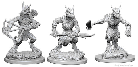 D&D Nolzur's Marvelous Unpainted Miniatures: Kobolds