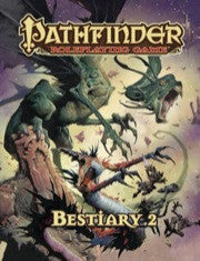 Pathfinder Ropleplaying Game Bestiary 2 | Boutique FDB
