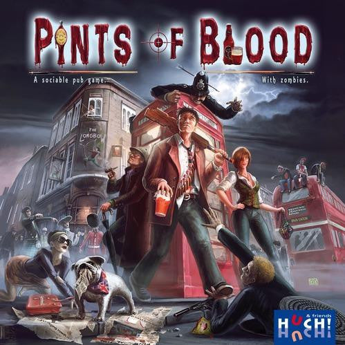 Pints Of Blood | Boutique FDB