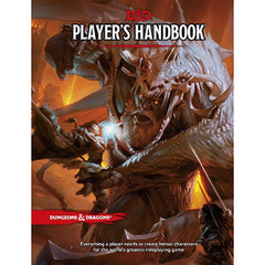 Dungeons & Dragons (5th Ed.) Player's Handbook