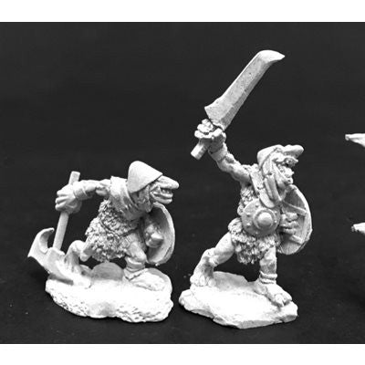 Cave Goblin Warriors (2) | Boutique FDB