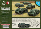 Flames of War Heavy Assault Gun Company,