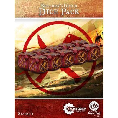 Butchers Dice (10) | Boutique FDB