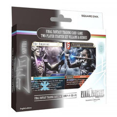 Final Fantasy TCG Opus 7  - Two-Player Starter Set Villains & Heroes