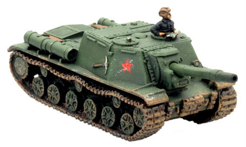 Flames of War ISU-122/152