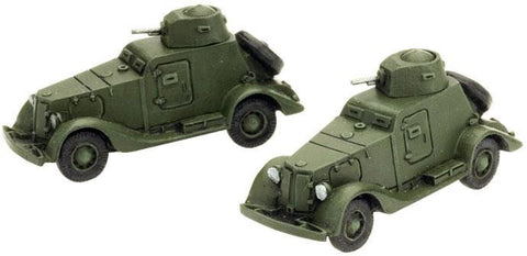 Flames of War BA-20 Armoured Car
