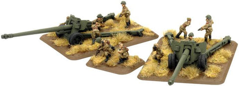 Flames of War 100mm BS-3 gun