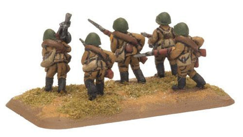 Strelkovy Platoon, with Rifle/MG team option