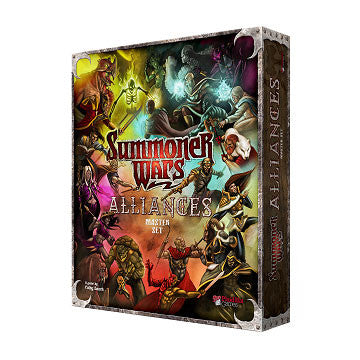 Summoner Wars: Alliances Master Set | Boutique FDB