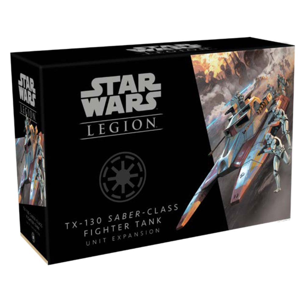 Star War Legion: TX-130 Saber-Class Fighter Tank Unit | Boutique FDB