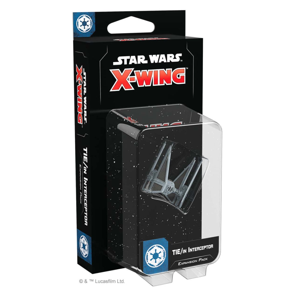 X-Wing 2nd TIE/IN Interceptor Expansion Pack | Boutique FDB