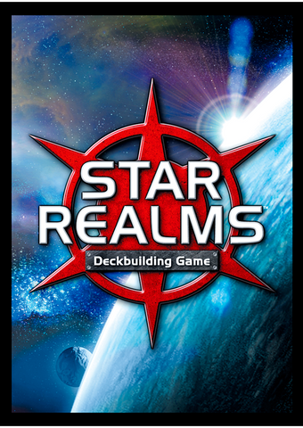 STAR REALMS - SLEEVES