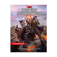 Dungeons & Dragons (5th Ed.) Sword Coast Adventurer's Guide