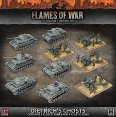 Flames of War Dietrich's Ghosts