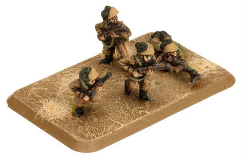 Flames of War Bersaglieri Rifle Platoon