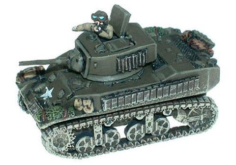 Flames of War M5A1 Stuart Light Tank