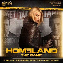 Homeland: The Game | Boutique FDB