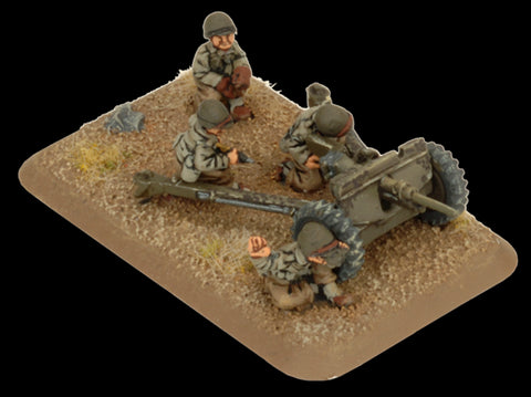 Flames of War 37mm Anti-Tank Platoon