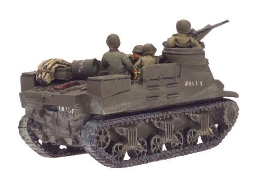 Flames of War M7 Priest HMC | Boutique FDB
