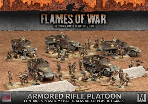 Flames of War Armored Rifle Platoon