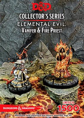 Vanifer & Fire priest