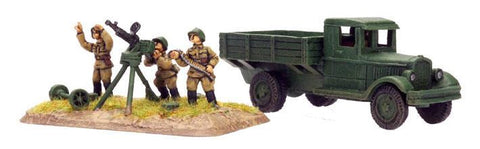 Flames of WAR DShK AA Truck
