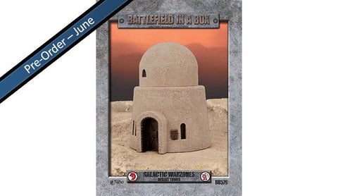 Battlefield in a Box : Galactic Warzones - Desert Tower